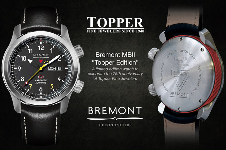 "The Bremont MBII ""Topper Edition"""