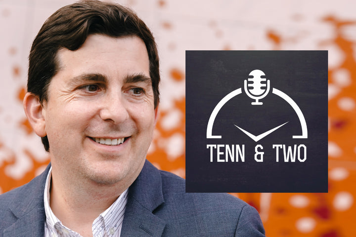 Rob Caplan Talk Topper History on the Tenn & Two Podcast