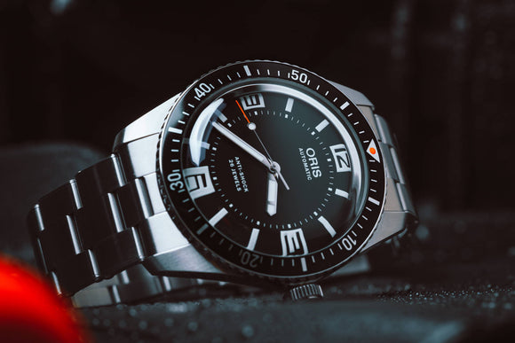 Presenting the Oris Divers 65 'Maxi' Topper Edition