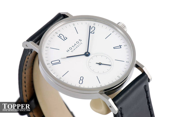 The Nomos Glashütte Tangente 38 for Topper Fine Jewelers 75th Anniversary