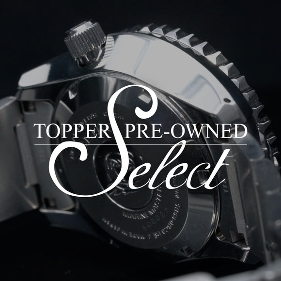 Topper Pre-Owned Select