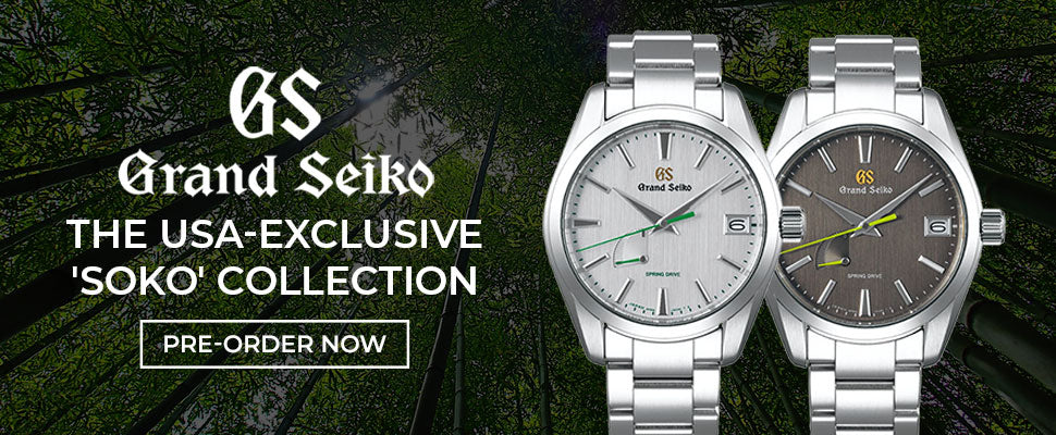 The USA-Exclusive Soko Collection
