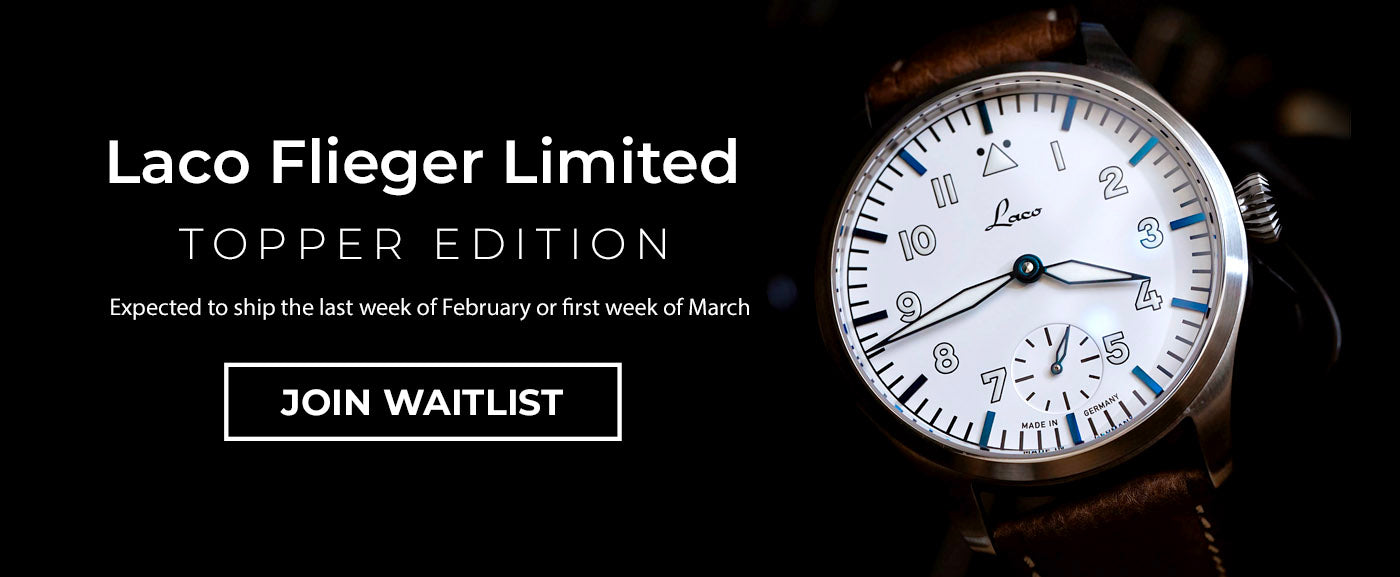 Laco Flieger Limited Topper Edition