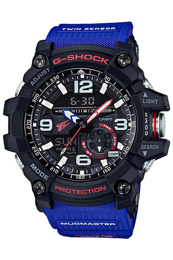 G-Shock Collaboration Model Mudmaster Toyota Land Cruiser Tie-up GG1000TLC-1A