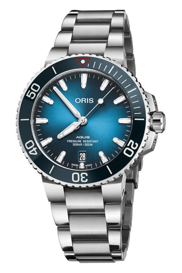 Shop-Worn Oris Clean Ocean 01 733 7732 4185-Set