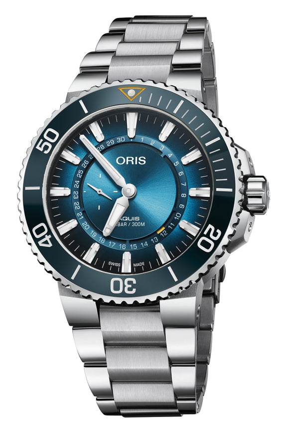 Oris Great Barrier Reef Limited Edition III 01 743 7734 4185-Set