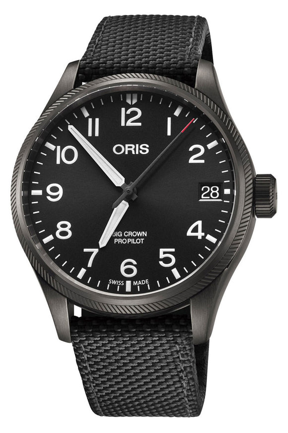 Oris Big Crown ProPilot Date 41MM 01 751 7697 4264-07 5 20 15GFC