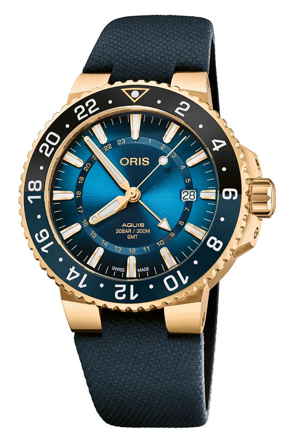 Oris Carysfort Reef Limited Edition 01 798 7754 6185-Set (Deposit)