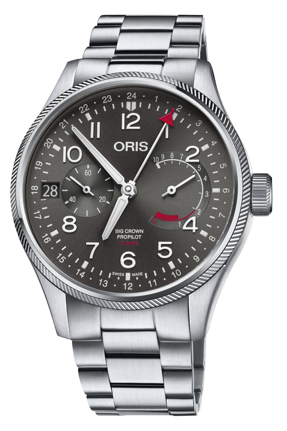 Oris Big Crown ProPilot Calibre 01 114 7746 4063-Set 8 22 19
