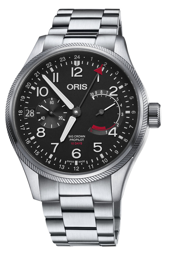 Oris Big Crown ProPilot Calibre 114 01 114 7746 4164-Set 8 22 19 (Deposit)