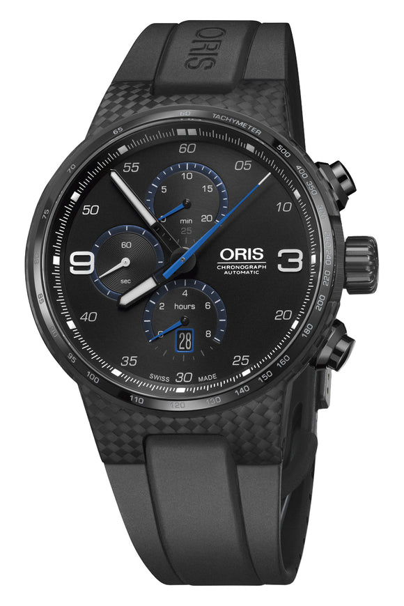 Oris Williams Chronograph Carbon Fibre Extreme 44.00 mm 01 674 7725 8764-07 424 50FCTB