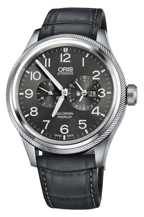 Oris Big Crown ProPilot Worldtimer 01 690 7735 4063-07 5 22 06FC (Deposit)