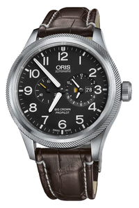 Oris Big Crown ProPilot Worldtimer 01 690 7735 4164-07 1 22 72FC (Deposit)
