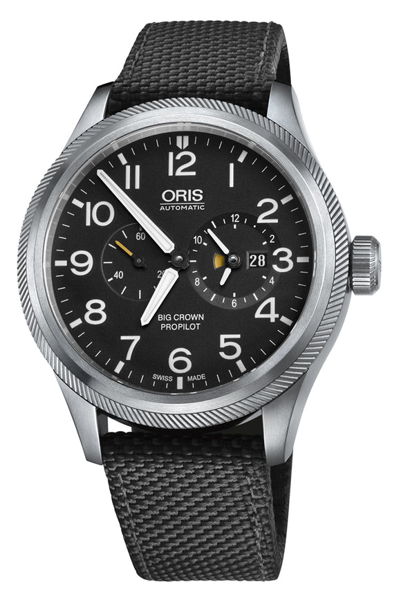 Oris Big Crown ProPilot Worldtimer 01 690 7735 4164-07 5 22 15FC (Deposit)