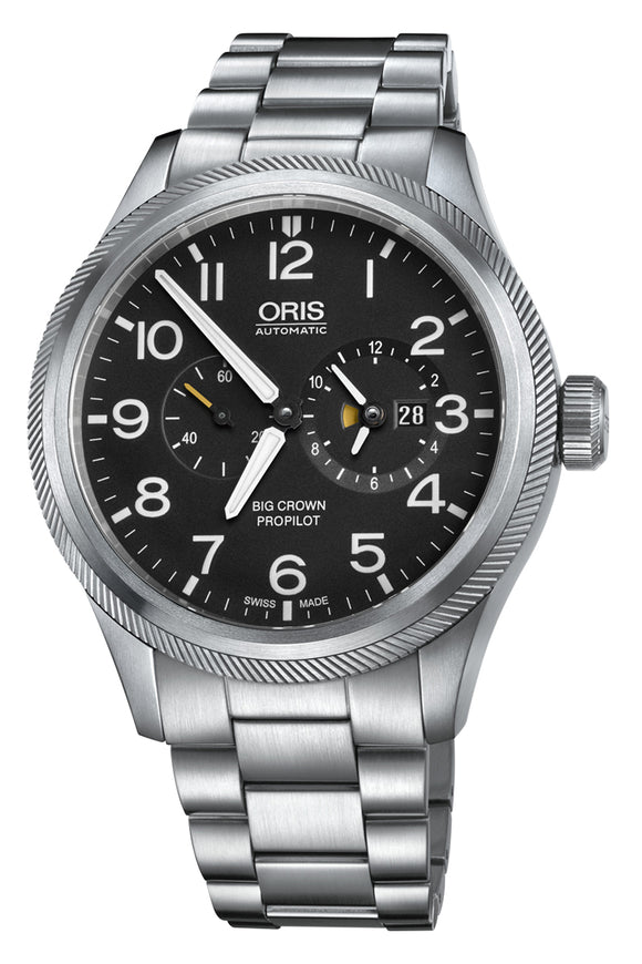 Oris Big Crown ProPilot Worldtimer 01 690 7735 4164-07 8 22 19-1 (Deposit)