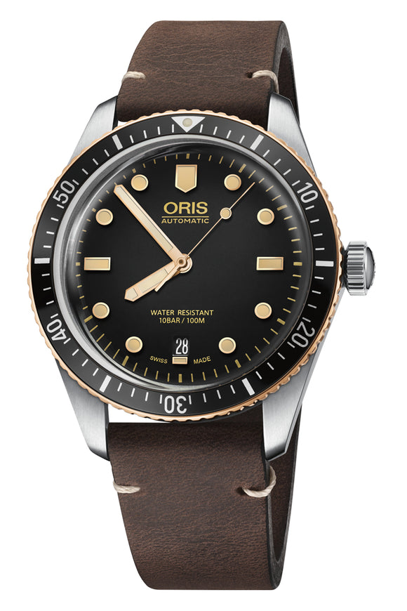 Oris Divers Sixty-Five 01 733 7707 4354-07 5 20 55 (Deposit)