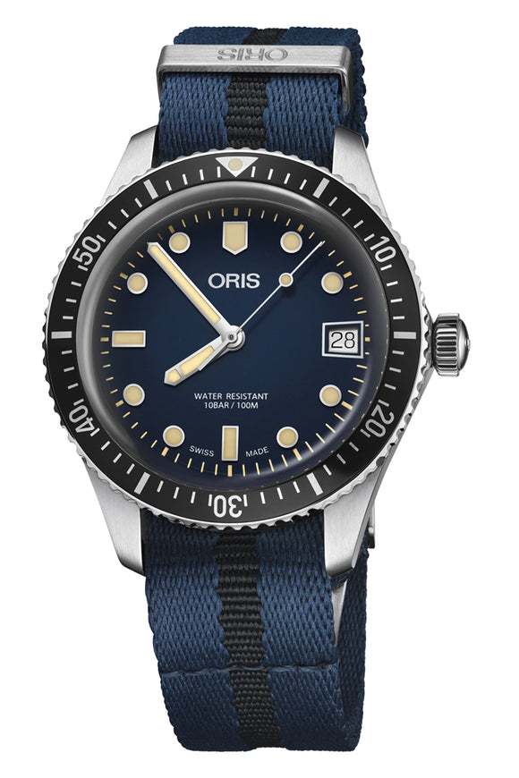 Oris Divers Sixty-Five 01 733 7747 4055-07 5 17 28 (Deposit)