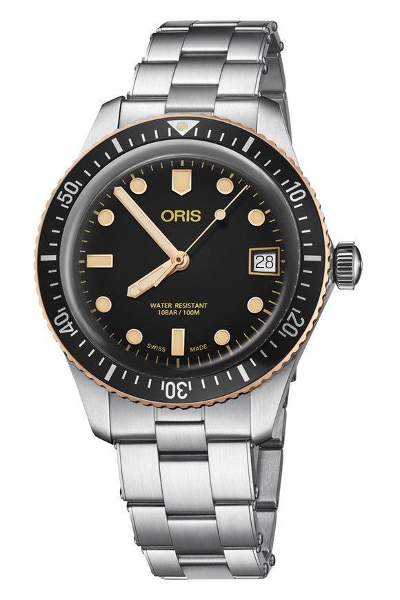 Oris Divers Sixty-Five 01 733 7747 4354-07 8 17 18