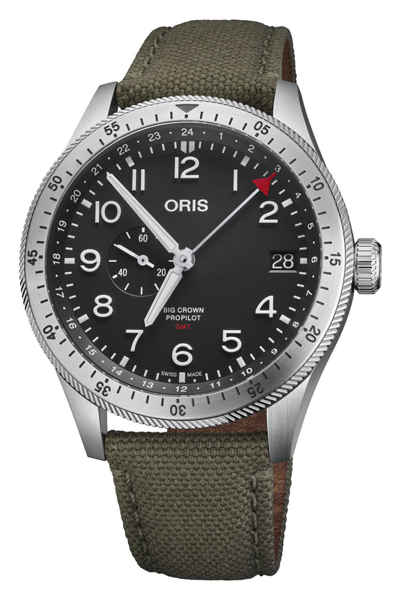 Oris Big Crown ProPilot Timer 01 748 7756 4064-07 3 22 02LC (Deposit)