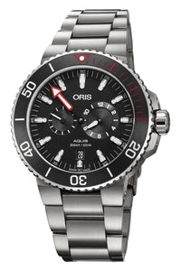 "Oris Regulateur ""Der Meistertaucher"" 43.50mm 01 749 7734 7154-Set"