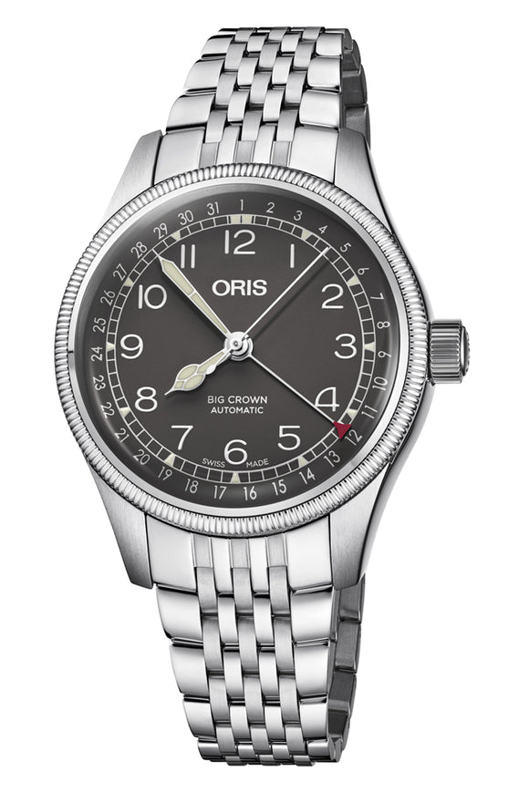 Oris Big Crown Pointer Date 01 754 7749 4064-07 8 17 22 (Deposit)