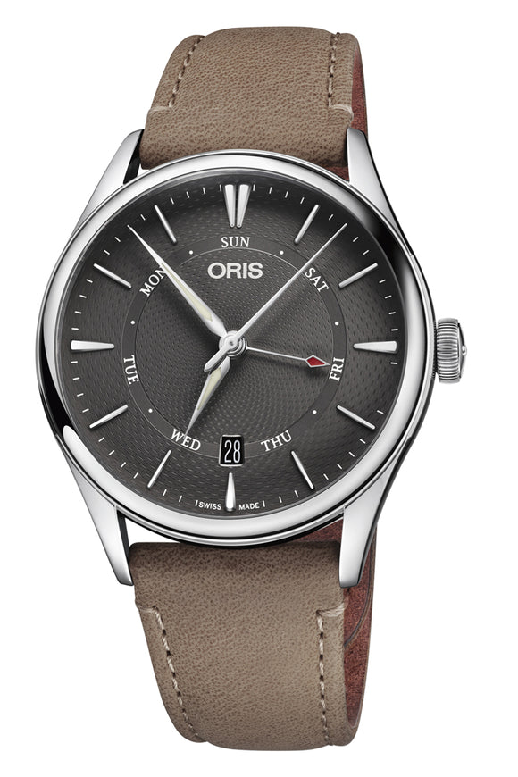 Oris Artelier Pointer Day Date 01 755 7742 4053-07 5 21 32FC (Deposit)