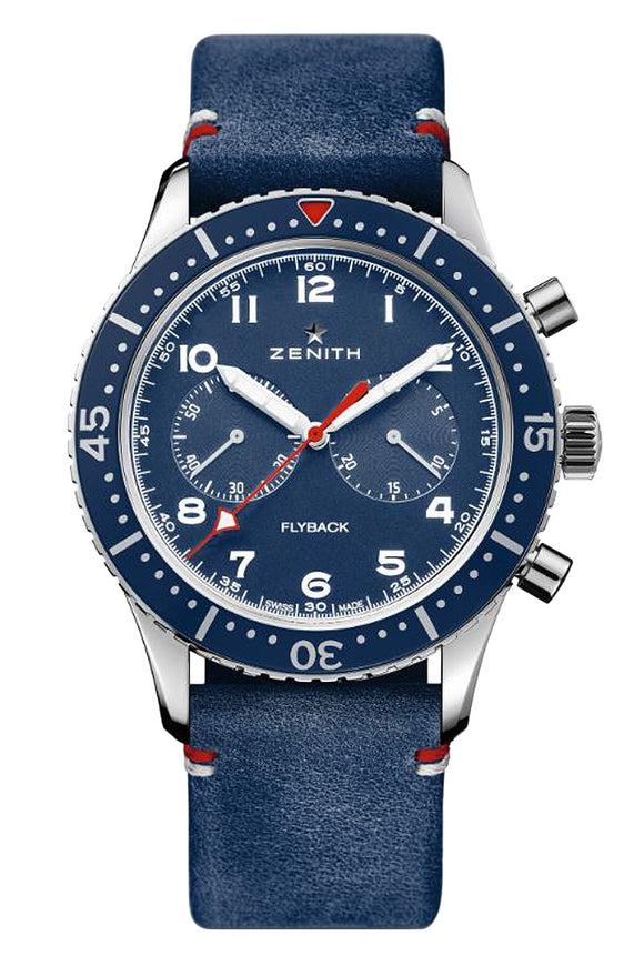 Zenith Pilot Cronometro Tipo CP-2 Flyback USA Limited Edition 03.2241.405/51.C915 (Deposit)