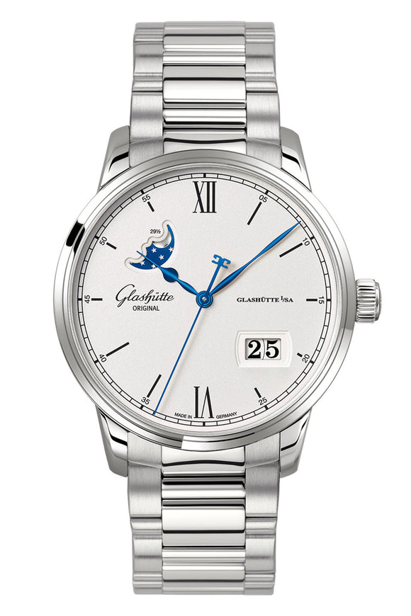 Glashütte Original Senator Excellence Panorama Date Moon Phase 1-36-04-01-02-70