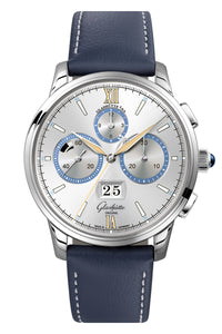Glashütte Original Senator Chronograph – The Capital Edition 1-37-01-06-03-35 (Deposit)