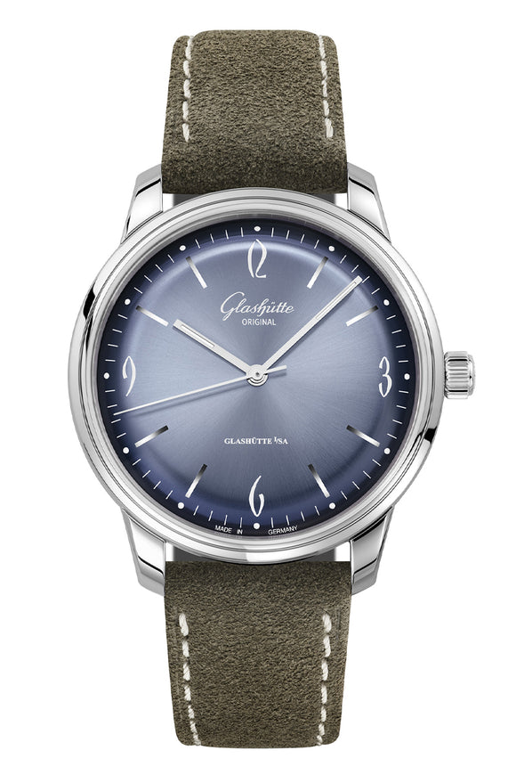 Glashütte Original Sixties 2020 1-39-52-14-02-04 (Deposit)