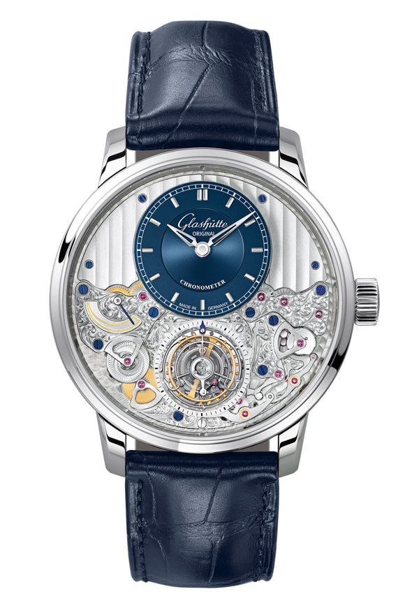 Glashütte Original Senator Chronometer Tourbillon – Limited Edition 1-58-05-01-03-30