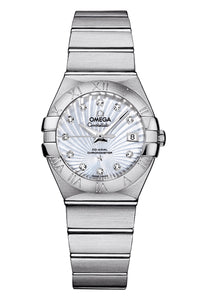 Omega Constellation Diamonds 123.10.27.20.55.001