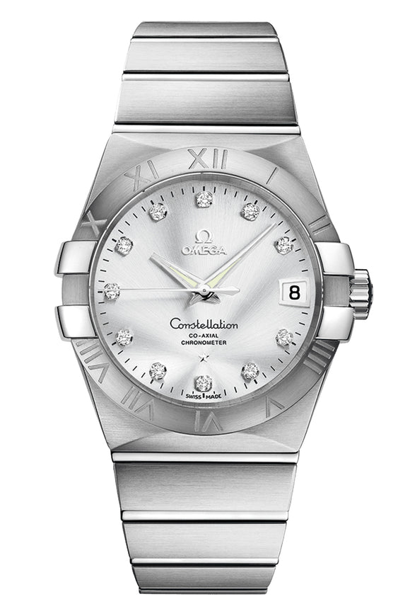 Omega Constellation Diamonds 123.10.38.21.52.001