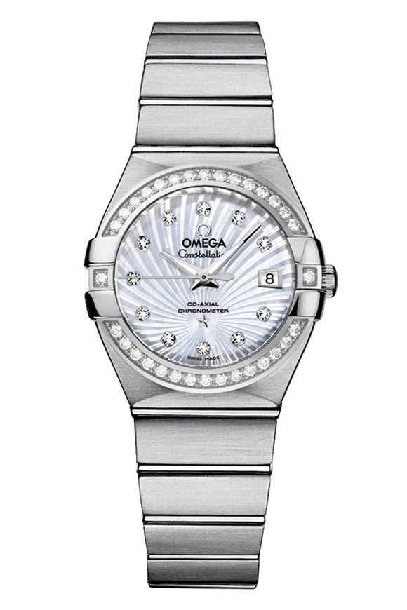 Omega Constellation Diamonds 123.15.27.20.55.001