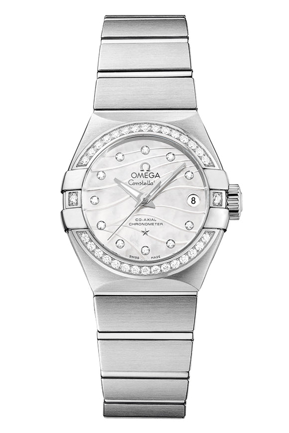Omega Constellation Diamonds 123.15.27.20.55.002