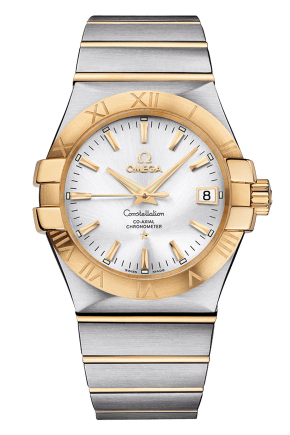 Omega Constellation Chronometer 123.20.35.20.02.002