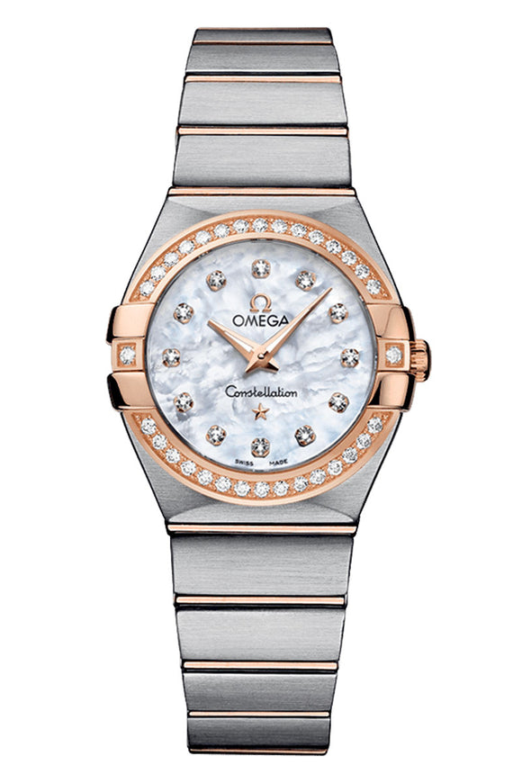 Omega Constellation Diamonds 123.25.27.60.55.001