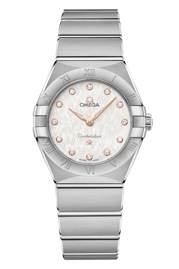 Omega Constellation Diamonds 131.10.28.60.52.001
