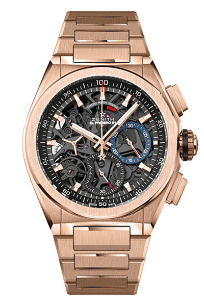 Zenith Rose Gold Open Defy 21 (18.9000.9004/71.M9000)