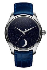 H. Moser & Cie Endeavour Perpetual Moon 1801-1202