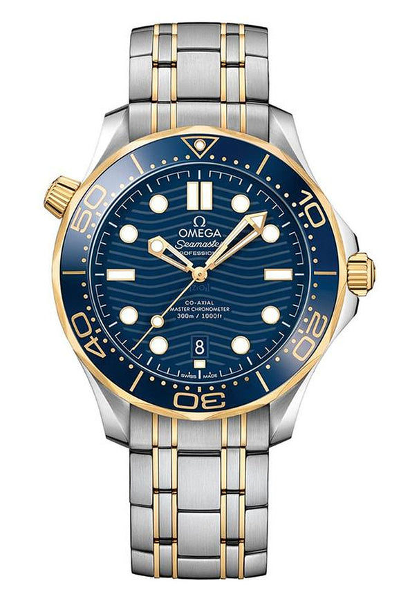 Omega Diver 300m Omega Co-Axial Master Chronometer (210.20.42.20.03.001)