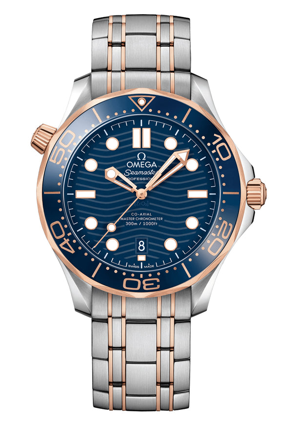 Omega Diver 300m Omega Co-Axial Master Chronometer (210.20.42.20.03.002)