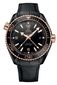 Omega Seamaster Planet Ocean 600m Co-Axial Master Chronometer GMT 45.5mm 215.63.46.22.01.001