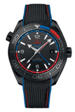 Omega Seamaster Planet Ocean 600M Chronometer GMT 215.92.46.22.01.004