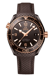 Omega Planet Ocean Brown Ceramic 600m Master Chronometer (215.62.40.20.13.001) (Deposit)