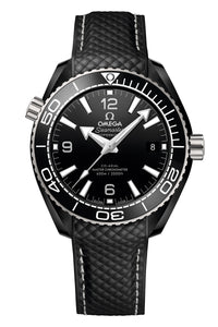 "Omega Planet Ocean ""Deep Black"" 600m Master Chronometer (215.92.40.20.01.001)"