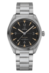 Omega  Seamaster Railmaster Chronometer 40mm 220.10.40.20.01.001