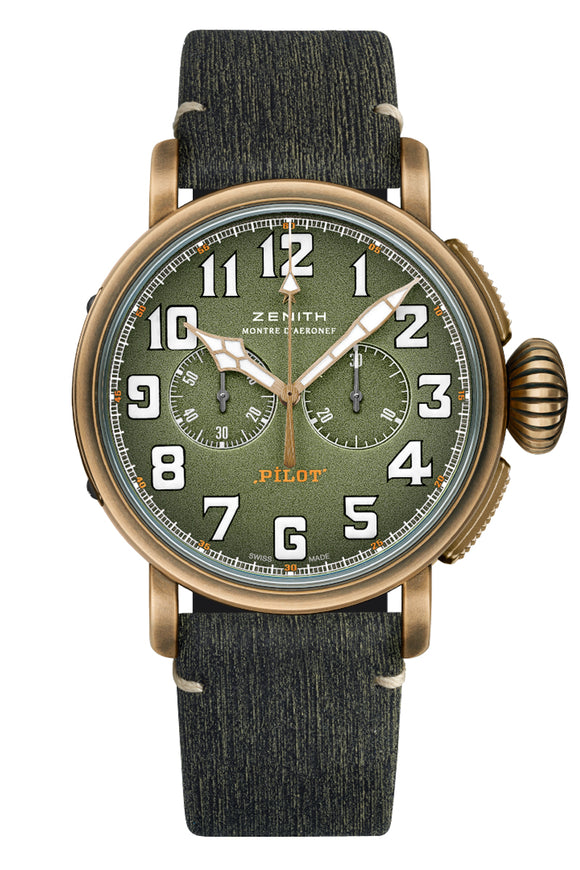 Zenith Pilot Type 20 Chronograph Adventure (29.2430.4069/63.C813)