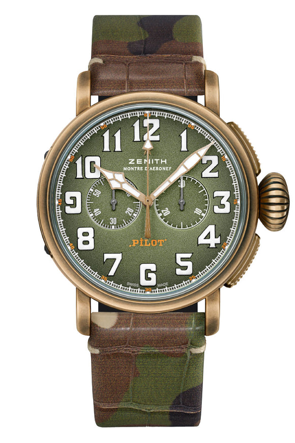 Zenith Pilot Type 20 Chronograph Adventure (29.2430.4069/63.C814)