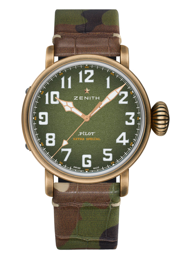 Zenith Pilot Type 20 Adventure (29.2430.679/63.C814)